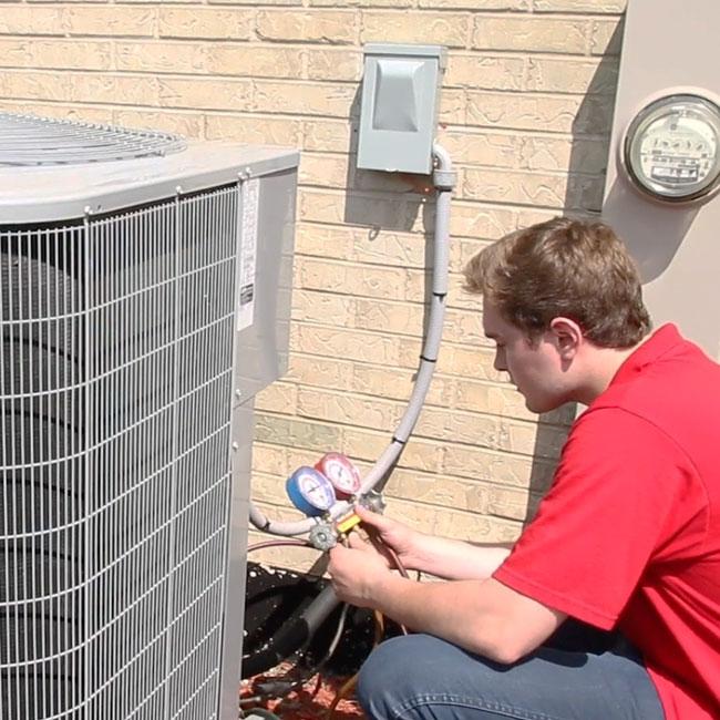 How to receive HVAC licensed contractors?